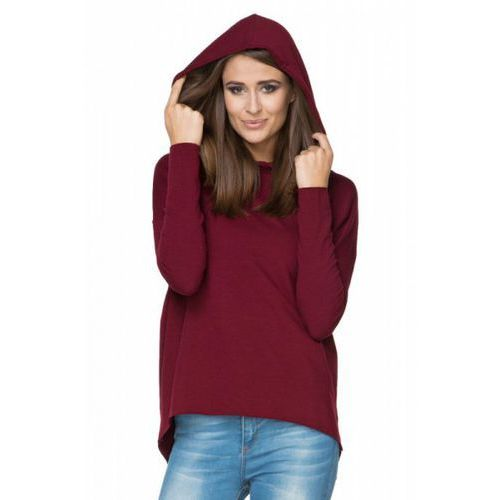 Bluza Damska Model T190/4 Bordo
