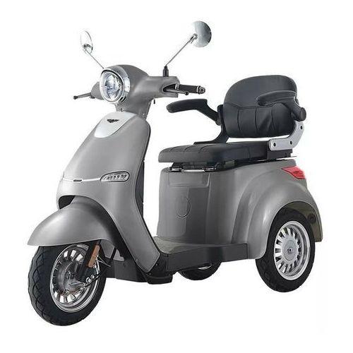 Hecht czechy Hecht citis max shadow wózek skuter elektryczny inwalidzki dla seniora akumulatorowy e-skuter motor - oficjalny dystrybutor-autoryzowany dealer hecht