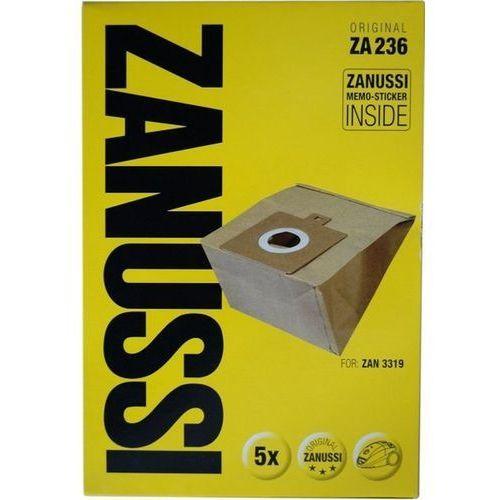 Worek do odkurzacza ZANUSSI ZA236 (5 sztuk) (7319599007912)