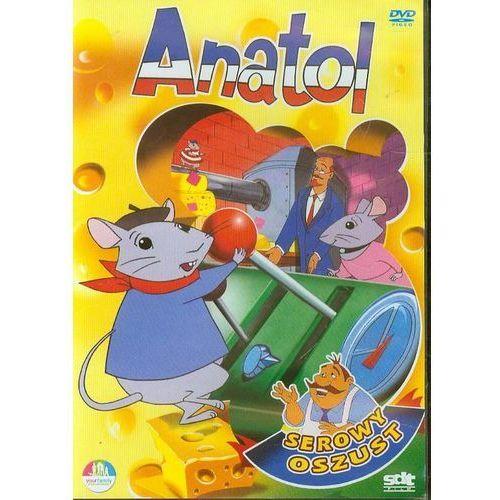 Sdt-film Anatol-serowy oszust (5903979026246)