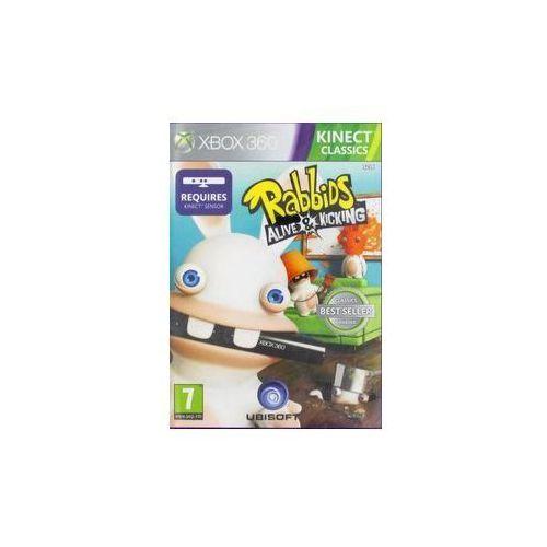 OKAZJA - Szalone Króliki Na żywo i w kolorze (Xbox 360)