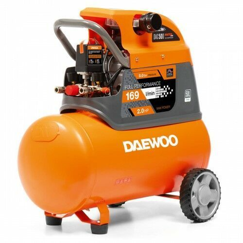 Kompresor olejowy sprężarka 50l dac 50d marki Daewoo