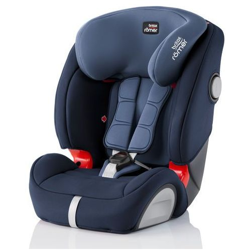 Britax fotelik evolva 123 sl sict 2017, 9 – 36 kg, moonlight blue (4000984184228)