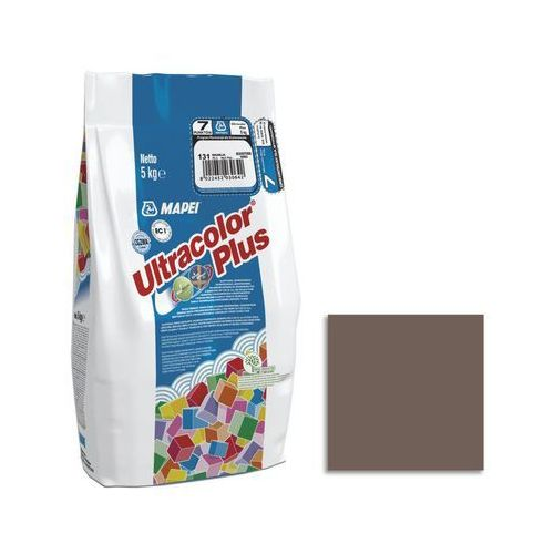 Mapei Fuga cementowa ultracolor 144 czekoladowy 5 kg (8022452104695)