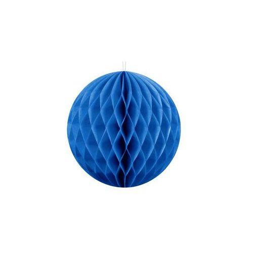 Dekoracja wisząca kula niebieska - 10 cm - 1 szt. (5902230728387)