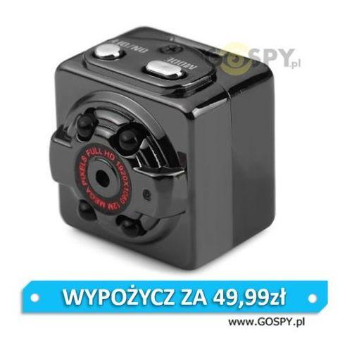 Gospy.pl Mini kamera sq-8 full hd