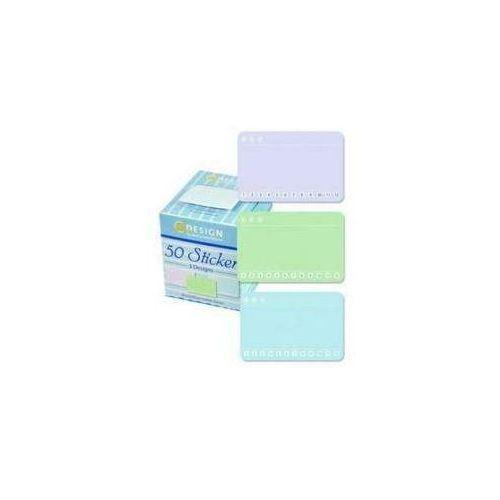 Naklejki papierowe - dedykacje (4004182568293)