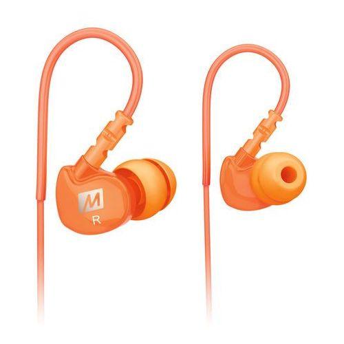 MEE Audio M6 Kolor: Pomarańczowy