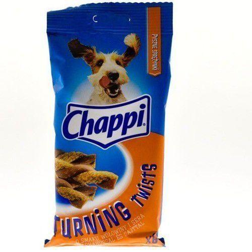 Chappi Turning twists sprężynki do zucia 6 szt/120g