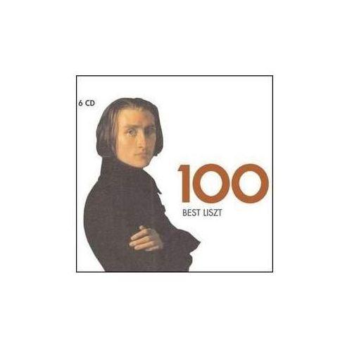 Empik.com Various artists - 100 best liszt + odbiór w 650 punktach stacji z paczką!