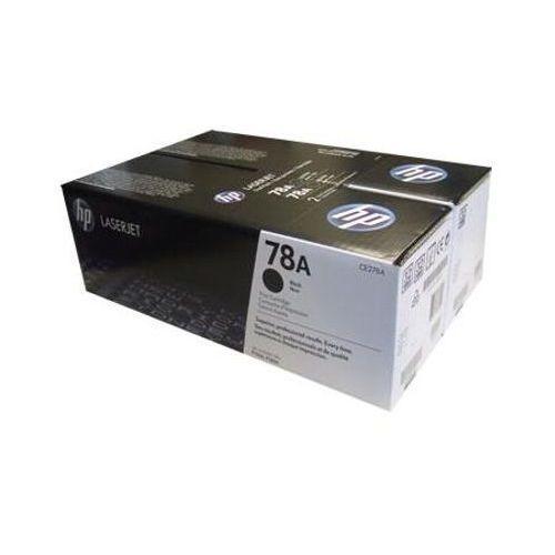 Tonery Oryginalne HP 78A (CE278AD) (Czarne) (dwupak) - DARMOWA DOSTAWA w 24h
