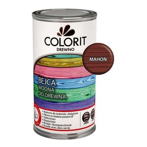 Colorit drewno Bejca wodna colorit 0,5 l
