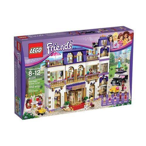 OKAZJA - Lego FRIENDS Friends grand hotel w heartlake 41101