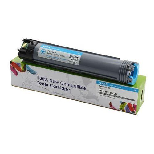 Toner CW-D5130CN Cyan do drukarek Dell (Zamiennik Dell G450R / 593-10922) [12k]