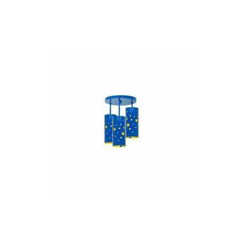 Lampa wisząca 3 pł. - gwiazdy 710e/11 marki Aldex