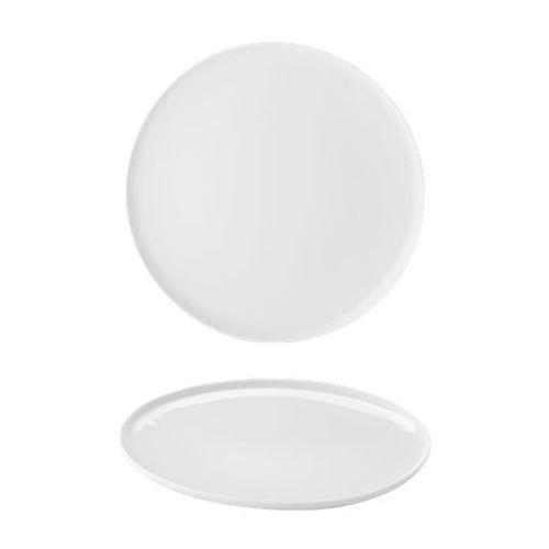 Talerz płytki okrągły bez rantu 250 mm, kremowy | , privilege marki Ariane