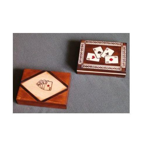 Filipek Drewniana karciarka karty (5907180640154)