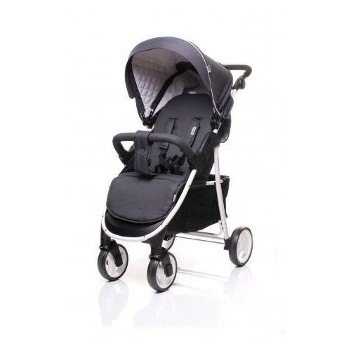 4baby  rapid premium dark grey wózek spacerowy spacerówka nowość (1)