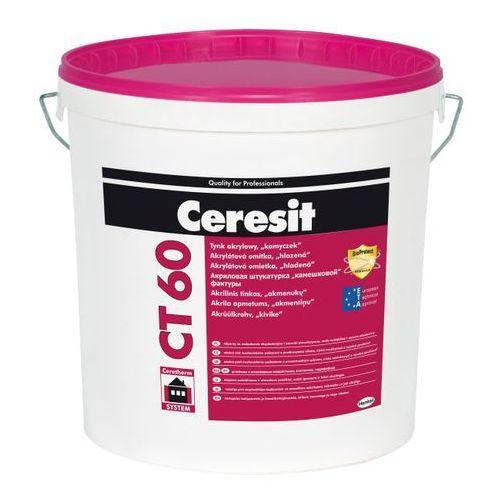 Ceresit Baza tynk akrylowy ct60 1 5 mm 25 kg