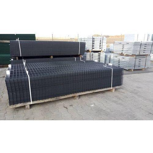 Panel ogrodzeniowy grafitowy fi5 1230x2500 mm marki Marketstal.pl - sprzedawca