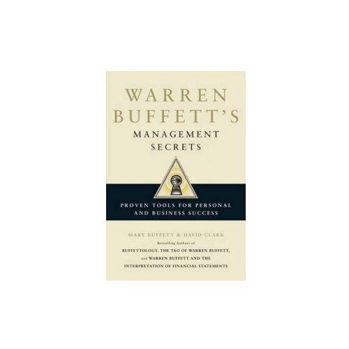 Warren Buffett's Management Secrets (9781849833233)