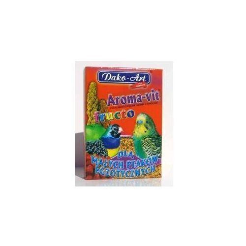 DAKO ART aroma vit fructo 500G dla ptaków śpiewających