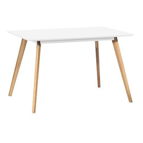 King home Nierozkładany stół do jadalni w stylu skandynawskim nord 120