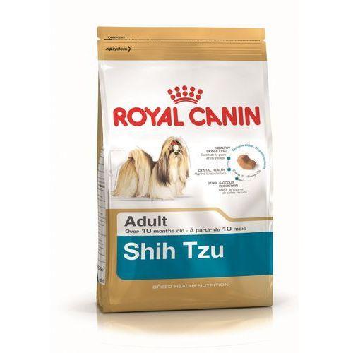 Royal Canin SHN Breed Shih Tzu Jun 1,5 kg 3182550722605 - odbiór w 2000 punktach - Salony, Paczkomaty, Stacje Orlen