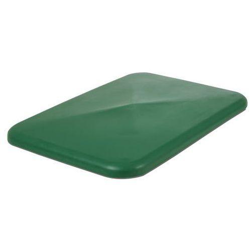 Pokrywa, do pojemników 340 l, zielony. marki Vectura behältermanagement