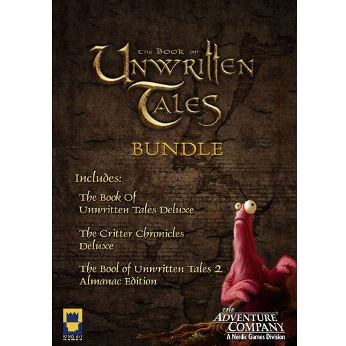 The Book of Unwritten Tales (PC)