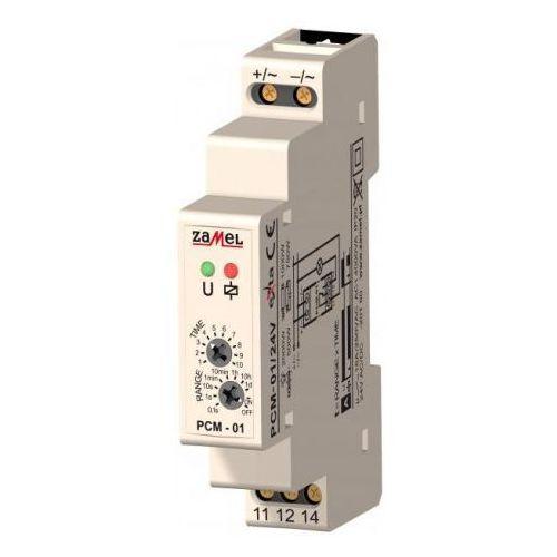 Przekaźnik czasowy PCM-01/24V