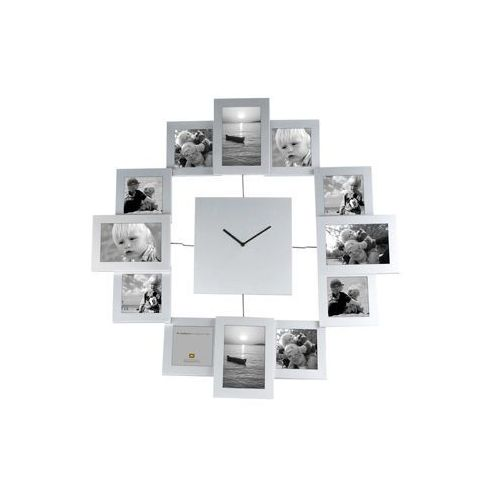 Pt Photo frame clock family time xl