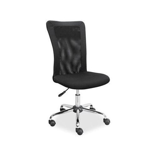 Signal Fotel obrotowy, krzesło biurowe q-122 black