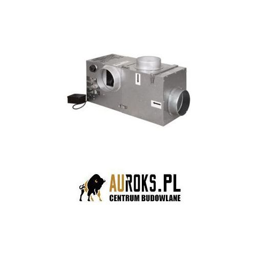Turbina 520 m3/h z by-pass + filtr dystrybucja gorącego powietrza marki Atc