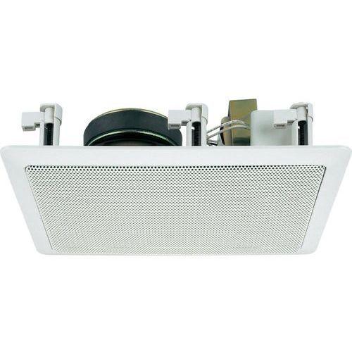 Głośnik sufitowy PA do zabudowy Monacor ESP-22/WS, 50 - 20 000 Hz, 100 V, Kolor: biały, 1 szt.