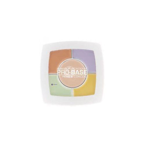 Mua pro-base prime & conceal palette (w) zestaw korektorów 4g