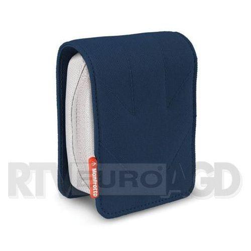 Manfrotto Etui piccolo 3 niebieski (7290105215147)