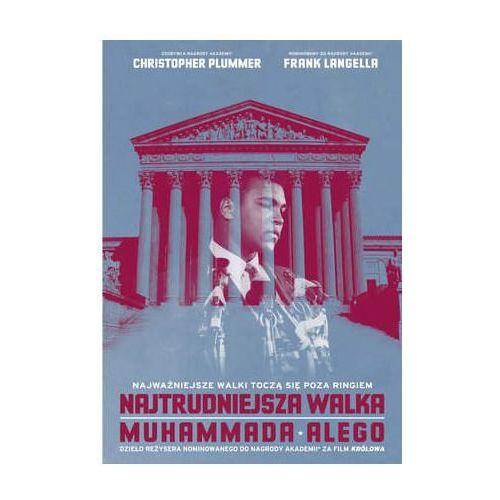 Najtrudniejsza walka Muhammada Alego [DVD] (7321909329430)