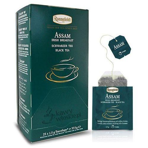 Czarna herbata Ronnefeldt Teavelope Assam 25x1,5g (4006465140400)