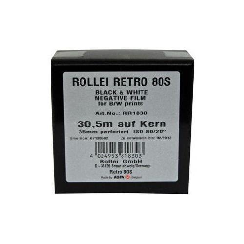 Rollei Film Retro 80s 30,5m negatyw cz/b