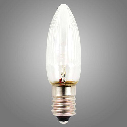 E10 24V 0,3W żarówka zamienna LED, zestaw 3 sztuk