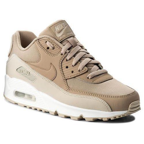 Buty - air max 90 essential 537384 087 desert sand/sand/white, Nike, 40.5-45.5