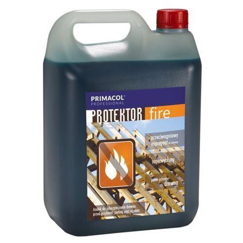 Impregnat do drewna Primacol Protektor Fire zielony 5 l, 4068
