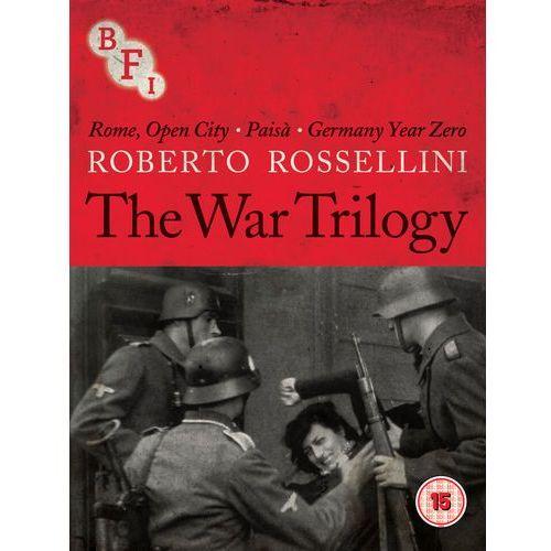 The Rossellini Collection: The War Trilogy Limited Edition - produkt z kategorii- Pozostałe filmy