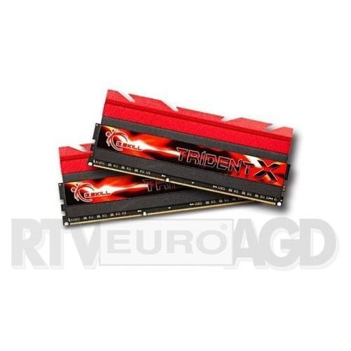 G.Skill TridentX DDR3 2x8GB 2400MHz CL10 - produkt w magazynie - szybka wysyłka!