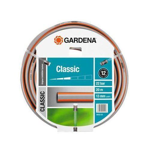 Gardena wąż 13 mm Classic 18003-20 - produkt z kategorii- Węże ogrodowe
