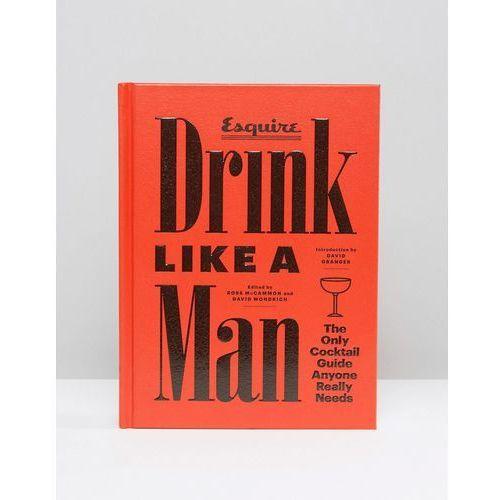 Books Esquire drink like a man book - multi