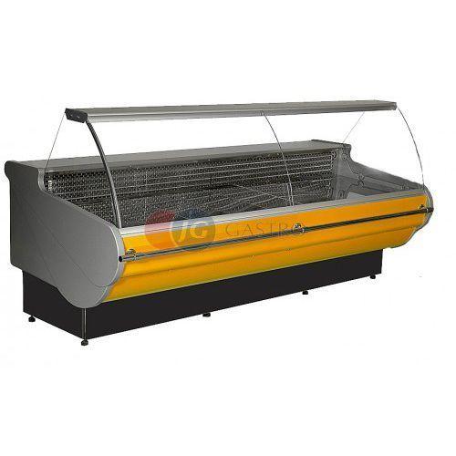 Lada chłodnicza hawana grawitacyjna 1330x1150x1250 h hw/g 125/115 marki Juka