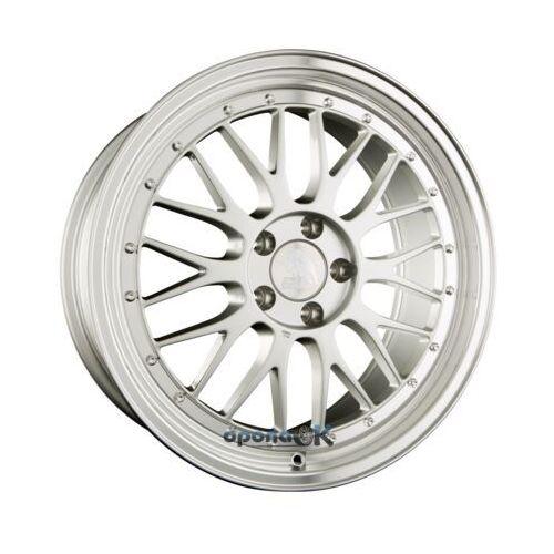 ua3-lm silver rim polished einteilig 8.50 x 20 et 35 marki Ultra wheels