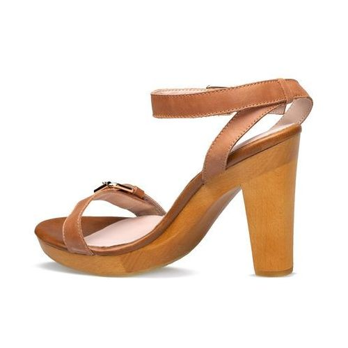 noelani-butter brown my_2165 - brązowy, Mellow yellow